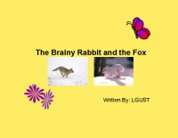The Brainy Rabbit and the Fox