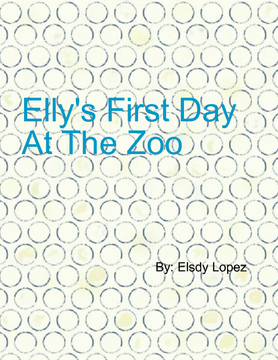 Elly's First Day At The Zoo