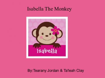 Isabella the Monkey