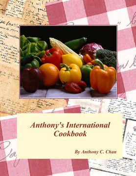 Anthony's Cookbook