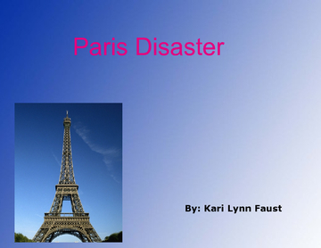 Paris Disatater