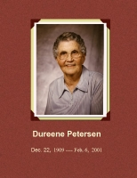 Dureene - Mom - Gram