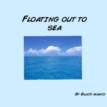 Floating at to sea