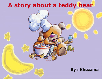 A story about a teddy bear