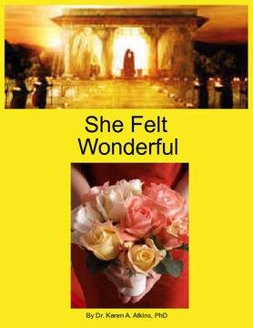 She Felt So Wonderful