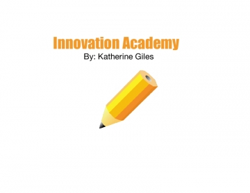 Innvoation Academy