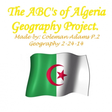 ABC's of Algeria