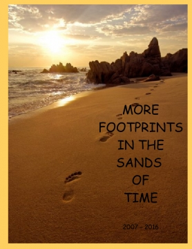 MORE FOOTPRINTS IN TIME