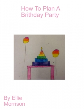 How to plan a brithday party