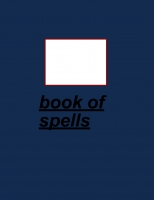 a book of spells