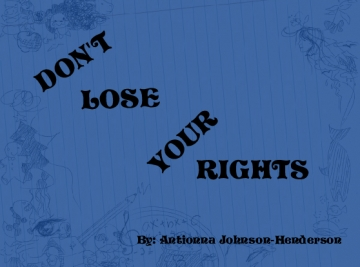 Don't lose your Rights!