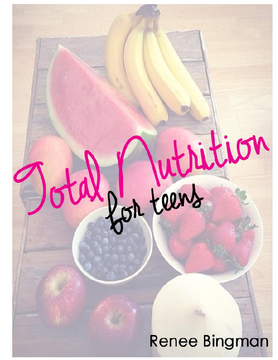 Total Nutrition For Teens
