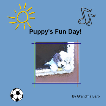 Puppy's Fun Day!