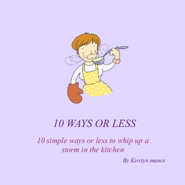 10 STEPS OR LESS