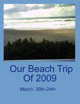 Our Beach Trip Of  2009
