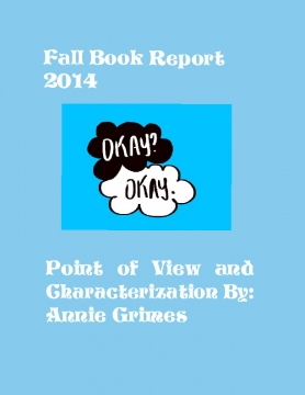 Fall Book Report 2014