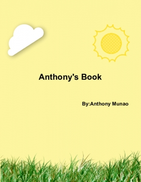 Anthony's Book