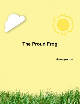 The Proud Frog
