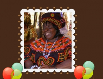 Happy Birthday Mrs. Theresa Fobi (Mamie for Tah)