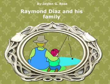 Raymond Diaz and his family