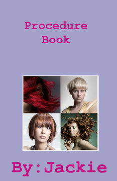 Cosmetology Procedure Book
