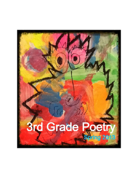 Mrs. Robert's 3rd Grade Poetry