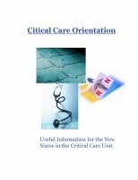 Critical Care Orientation