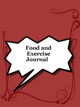 Daily Food and Exercise Journal