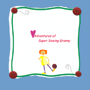 Super Sewing Granny