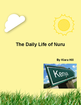 The Daily Life of Nuru