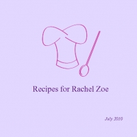 Recipes for Rachel Zoe