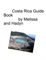 Costa Rica Guide Book
