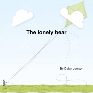 The lonely bear