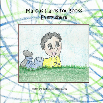 Marcus Cares for Books Everywhere