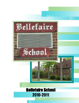 Bellefaire School 2010-2011