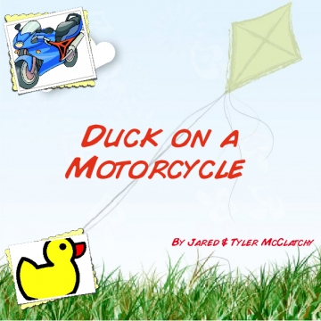 Duck on a Motorcycle