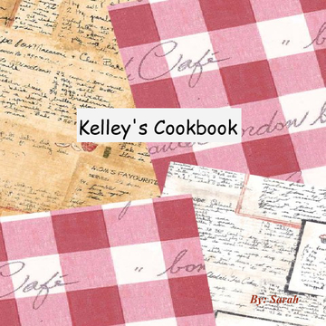 Kelley's Cookbook