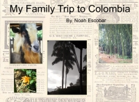 My Family Trip to Colombia