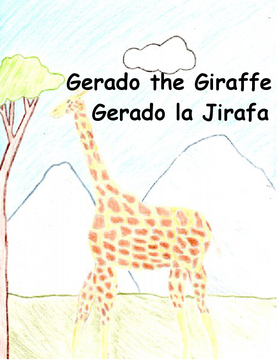 Gerado the Giraffe