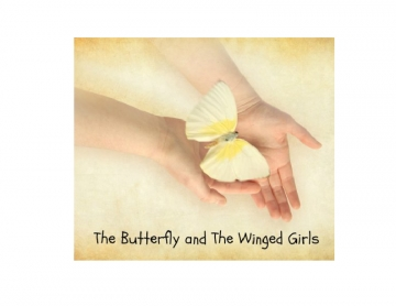 The Butterfly and the Winged Girls