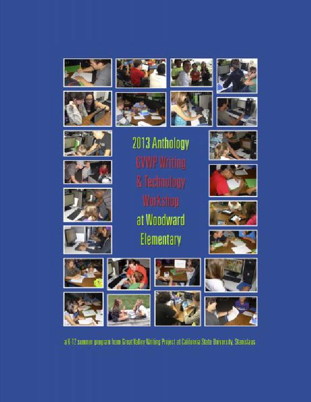 2013 Woodward Anthology