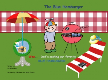 The Blue Hamburger