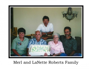 The Merl Roberts Family
