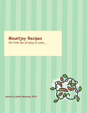 Mountjoy Family Recipes