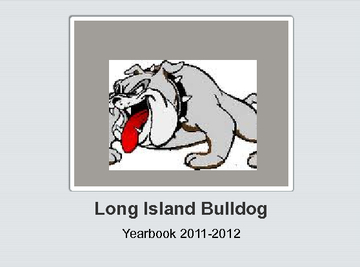 Long Island Bulldogs Yearbook 2011-2012