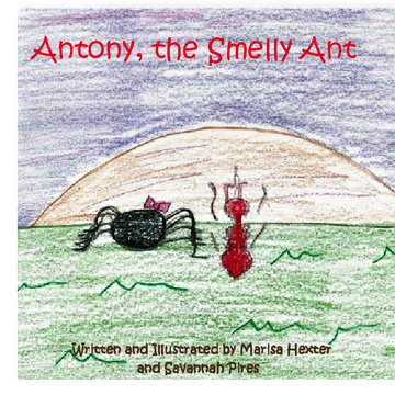 Antony, the Smelly Ant