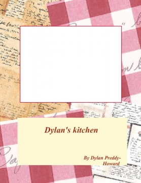 Dylan's kitchen