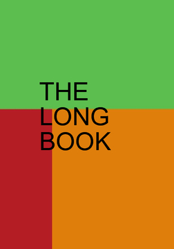 the long book