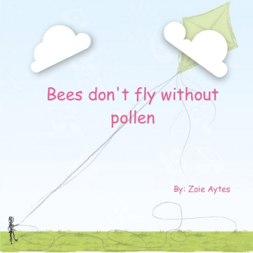 Bees don't fly without pollen