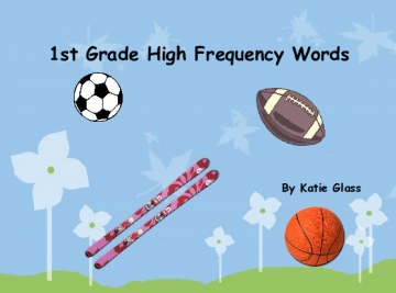 1st Grade High Frequency Word